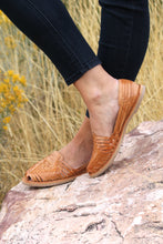 Load image into Gallery viewer, Fall Huarache Slip On - Live By Nature Boutique