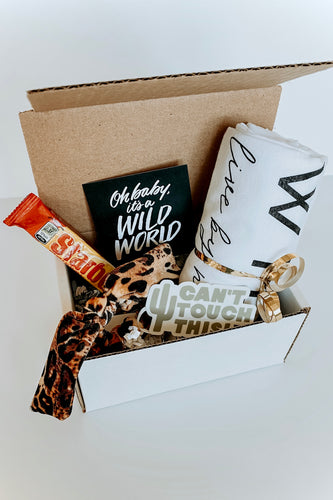 Wild Live Happy Box - Live By Nature