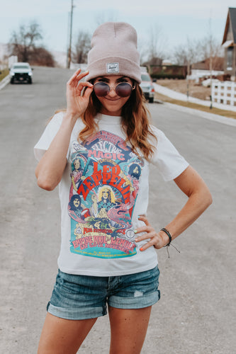 Led Zeppelin Tee - Live By Nature Boutique