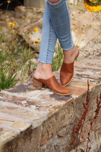 Swiss Days Mule - Live By Nature Boutique