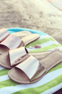 Coconut Sandal - Live By Nature Boutique