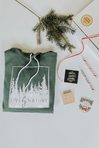 Christmas Sweatshirt Gift Box - Live By Nature Boutique