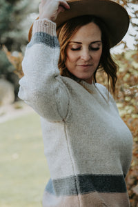 Sandstone Sweater - Live By Nature Boutique