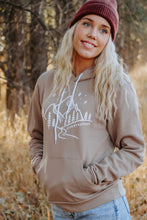 Load image into Gallery viewer, Mountain Hoodie - Live By Nature