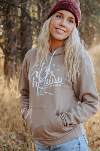 Mountain Hoodie - Live By Nature Boutique
