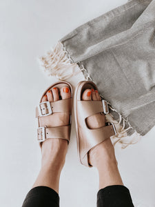 Rose Sandal Kids - Live By Nature Boutique