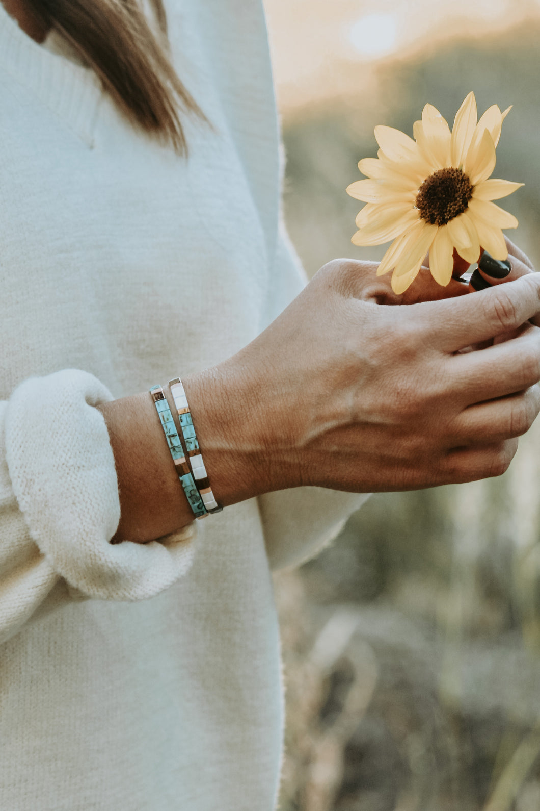 Live In Bracelets - Live By Nature