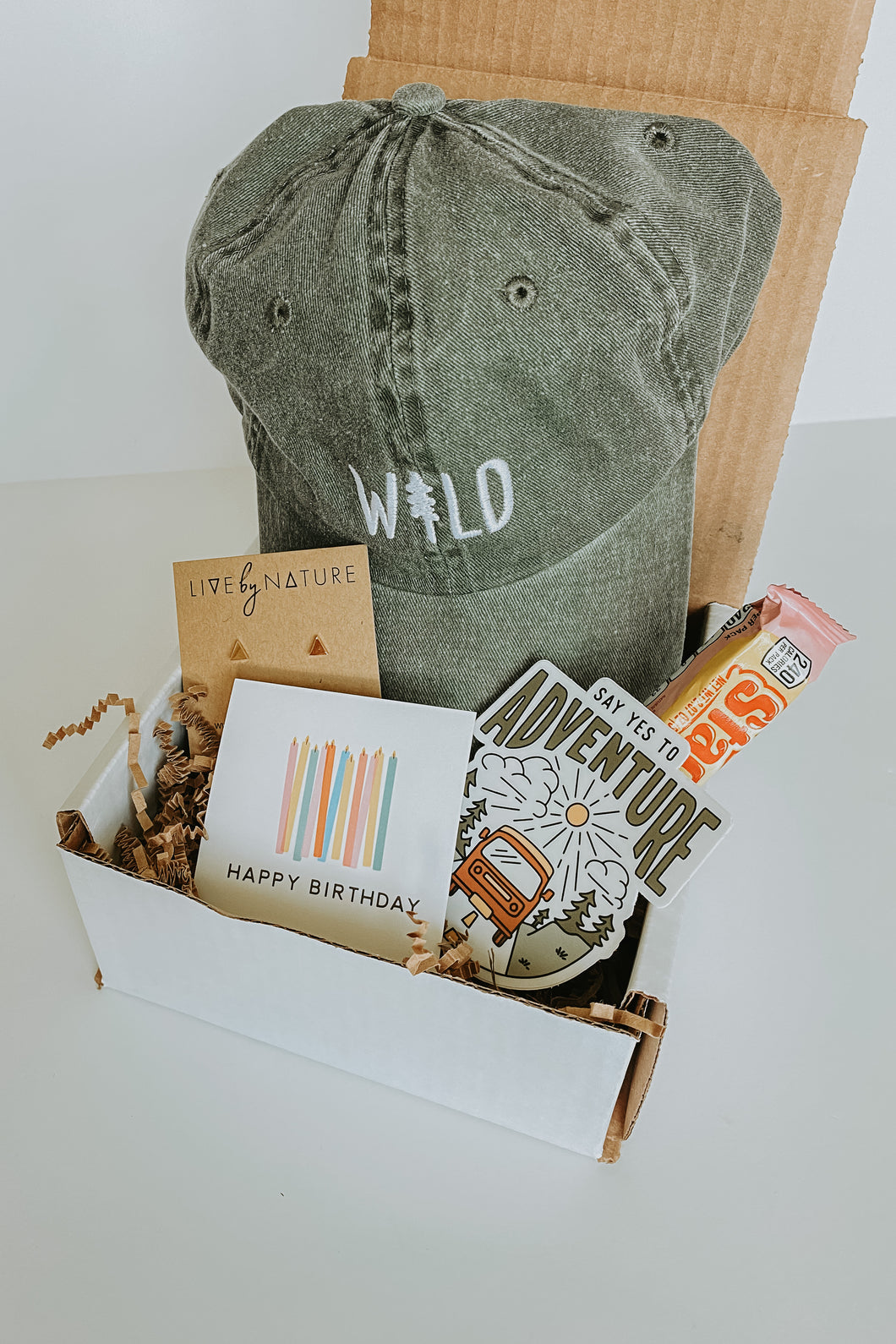 Wild Hat Box - Live By Nature Boutique