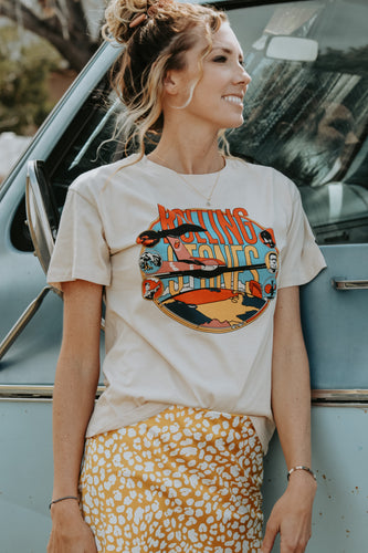 Rolling Stones Tee - Live By Nature