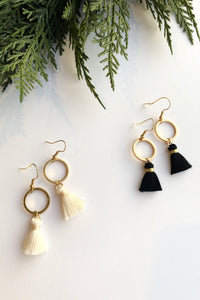 Tassel Earrings - Live By Nature