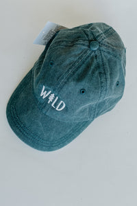 Wild Hat Box - Live By Nature