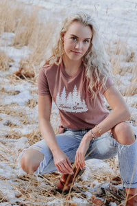 Nature Lovers Tee - Live By Nature Boutique