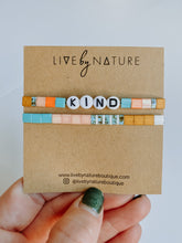 Load image into Gallery viewer, Live In Bracelets - Live By Nature Boutique