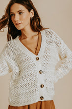 Load image into Gallery viewer, Shalon Button Cardigan - Live By Nature