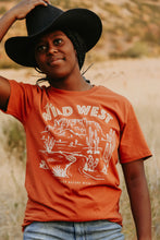 Load image into Gallery viewer, Wild West Tee - Live By Nature Boutique