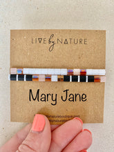 Load image into Gallery viewer, Live In Bracelets - Live By Nature
