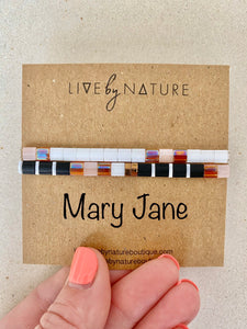 Live In Bracelets - Live By Nature Boutique