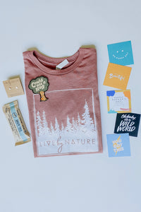 Nature Lovers Box - Live By Nature Boutique