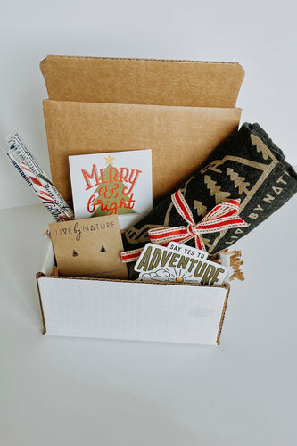 Mountain Tee Gift Box - Live By Nature Boutique