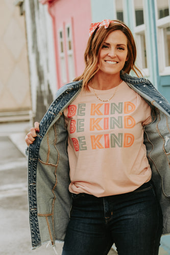 Be Kind Tee - Live By Nature