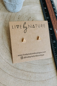 Nature Earrings - Live By Nature