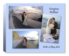 PhotoMajic photo canvas wedding