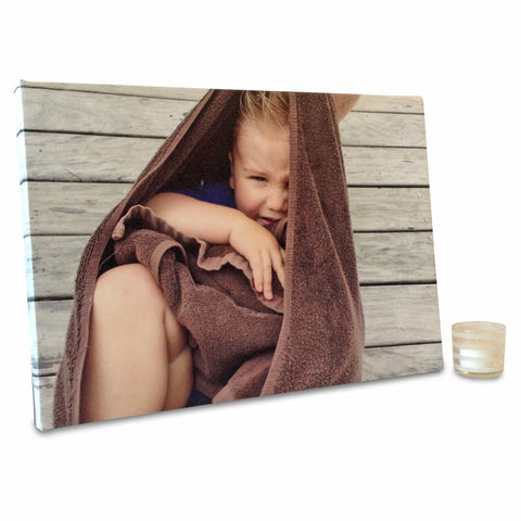 Photo Canvas Rectangular - Single Photo