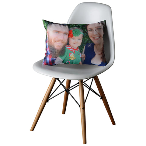 Photo Cushion Rectangle 45x30cm