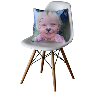 Photo Cushion Square 42cm - Single Photo