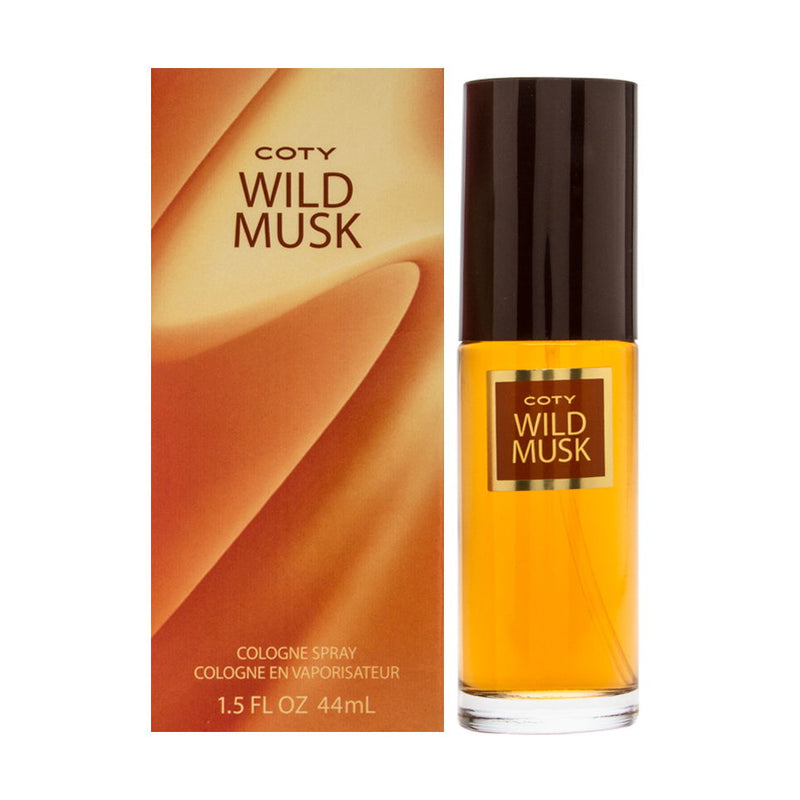 Jovan Wild Musk Cologne Spray 1.5oz44ml