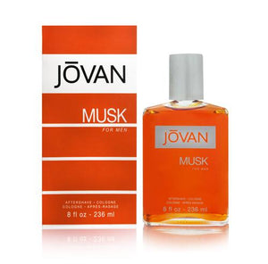 Jovan Musk For Men After Shave/Col.8Oz