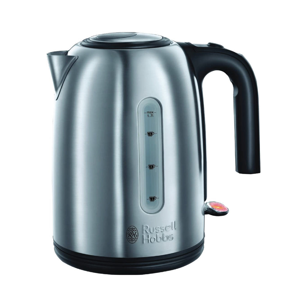 Russell Hobbs 1.7L York Kettle Stainless Steel