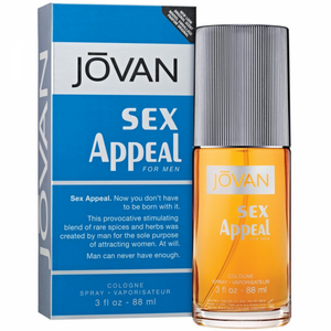Jovan Sex Appeal For Men Col Sp 3O