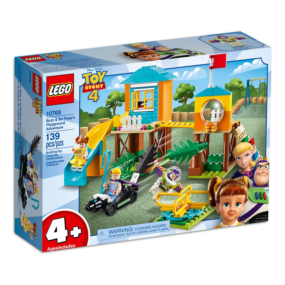 Lego Buzz and Bo Peep's Playground Adventure
