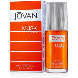 Jovan Musk For Men Col.Sp 3Oz