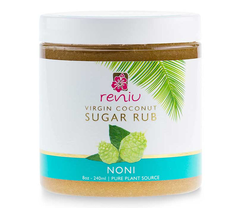 Reniu Virgin Coconut Sugar Rub – Noni