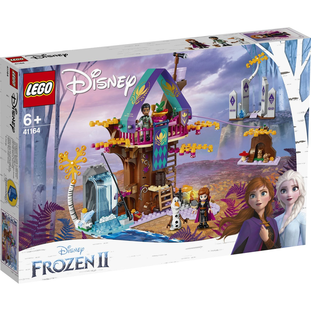 Lego Disney Frozen II Enchanted Treehouse