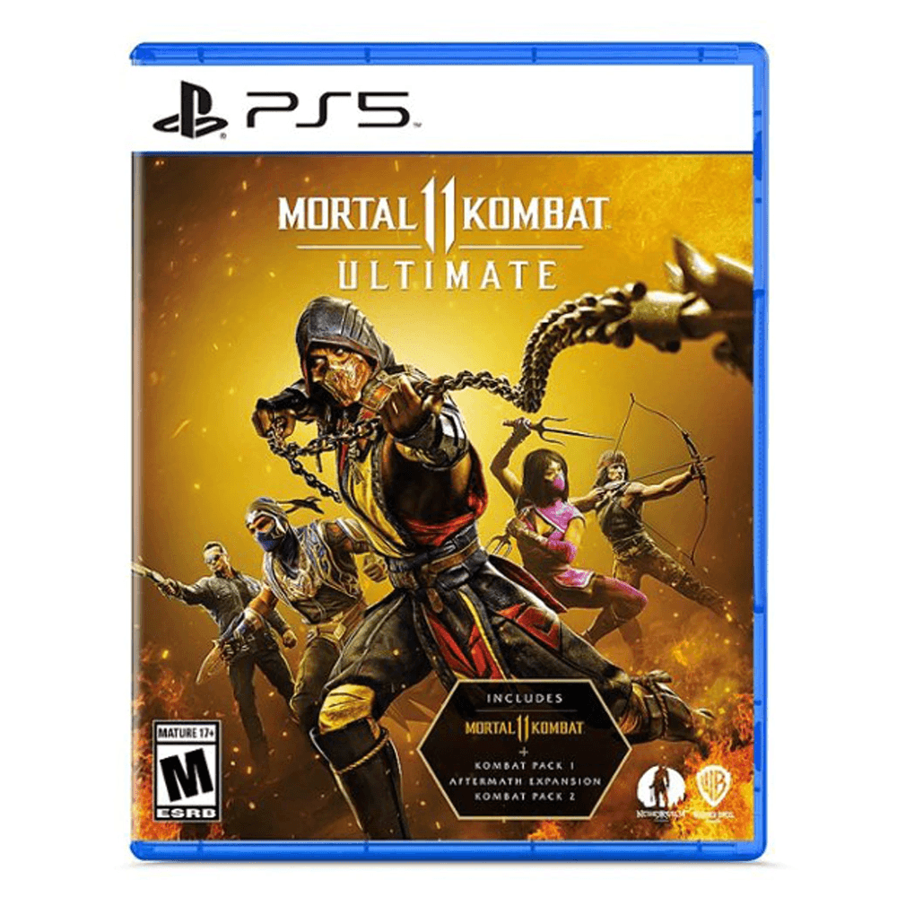 AID PS5 Mortal Kombat 11 Ultimate