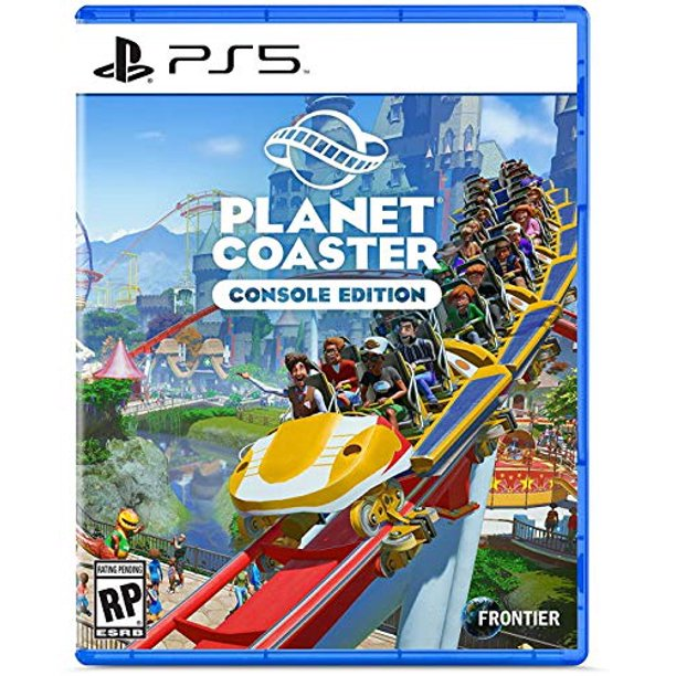 AID PS5 Planet Coaster Console Edition