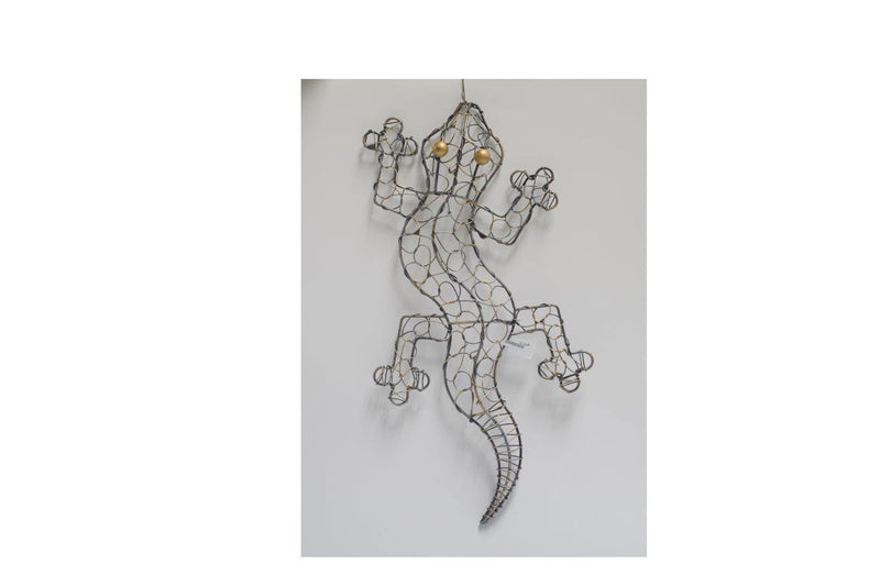 RK Wall décor - gecko
