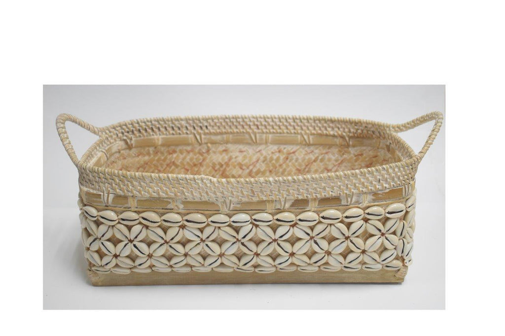RK Rectangular shell basket