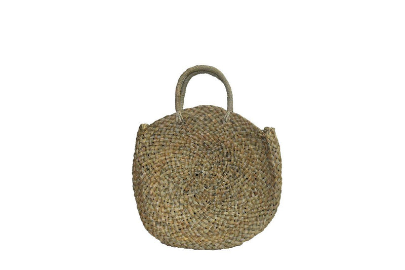 RK Round bag natural L