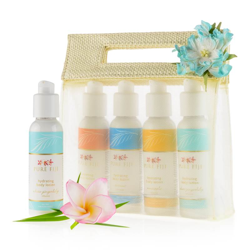 Pure Fiji 4 Lotion Bag