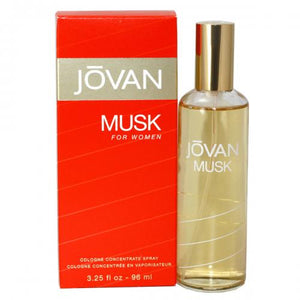 Jovan Musk For Women Spray 96Ml (3.25Oz)