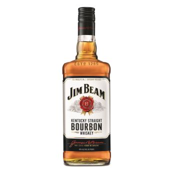Jim Beam White Bourbon Whiskey 1125ml