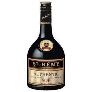 St Remy Authentic VSOP Brandy 1Lt