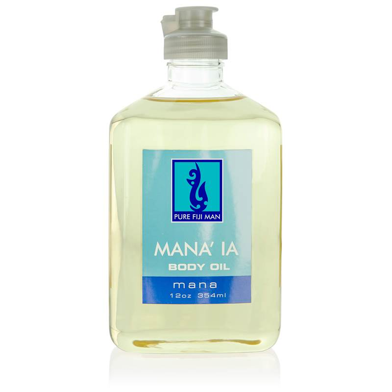 Pure Fiji Manaia Body Oil For Men