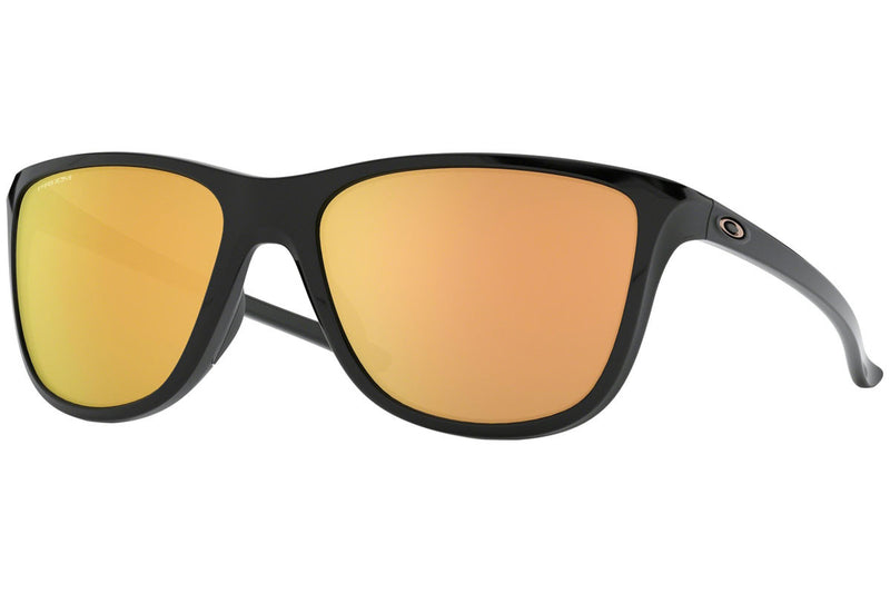 Oakley Reverie Polished Black W/ Prizm Rose Gold - Pt