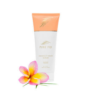 Pure Fiji Coconut Crush Scrub 6oz
