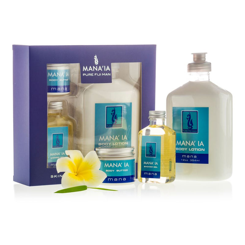 Pure Fiji Manaia Gift Set (Butter Shower GelOil)